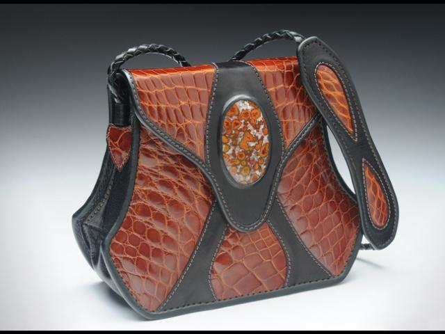 Alligator & Stone Handbag