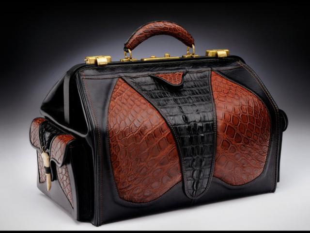 Alligator Doctor Bag