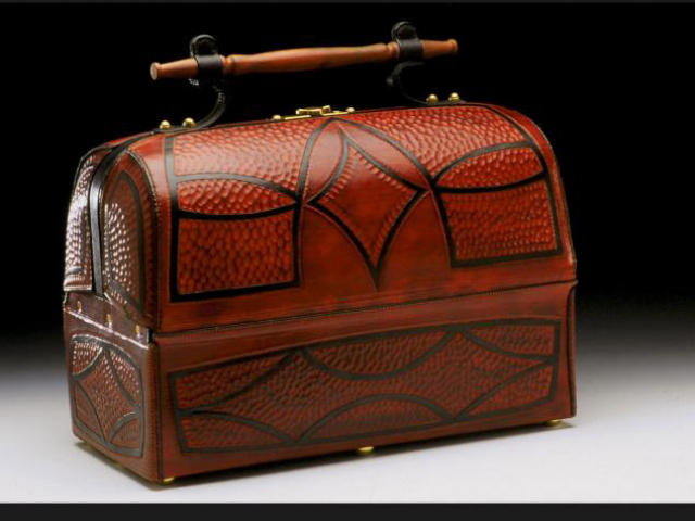Tooled Doctor Bag