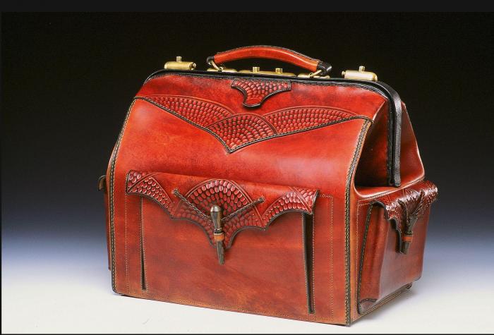 Leather Doctorbag